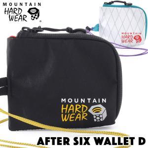 財布 Mountain Hardwear After Six Wallet D アフターシックス ウォレット|2m50cm