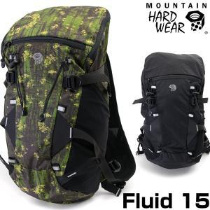 ランパック Mountain Hardwear フリューイッド15 Fluid バックパック|2m50cm