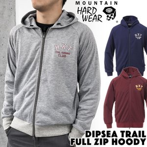 Mountain Hardwear パーカー Dipsea Trail Full Zip Hoody 2m50cm