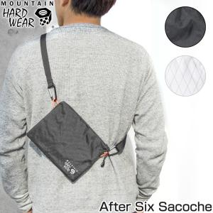 ショルダーバッグ サコッシュ Mountain Hardwear アフターシックス After Six Sacoche|2m50cm
