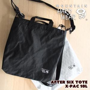 Mountain Hardwear アフターシックス トート After Six Tote X-pac|2m50cm