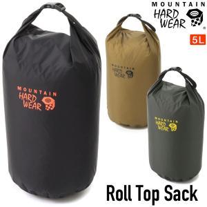 スタッフバッグ Mountain Hardwear ロールトップ サック 5L Roll Top Sack|2m50cm