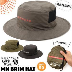 帽子 Mountain Hardwear MN ブリムハット MN Brim Hat|2m50cm