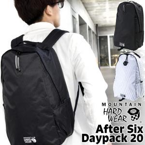 バックパック Mountain Hardwear After Six Daypack 20L アフターシックス デイパック|2m50cm