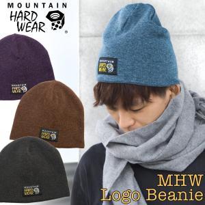 帽子 Mountain Hardwear ニット帽 MHW Logo Beanie ロゴ ビーニー|2m50cm
