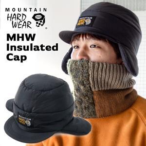 帽子 Mountain Hardwear MHW Insulated Cap MHW インシュレーテッドキャップ|2m50cm