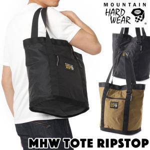 トートバッグ Mountain Hardwear マウンテンハードウェア MHW Tote Ripstop MHWトート リップストップ|2m50cm