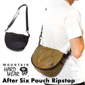 ショルダーバッグ Mountain Hardwear マウンテンハードウェア After Six Pouch Ripstop アフターシックスポーチ リップストップ 2m50cm