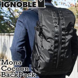IGNOBLE イグノーブル Mona Cocoon Backpack|2m50cm
