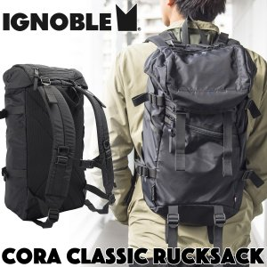 IGNOBLE イグノーブル Cora Classic Rucksack バックパック|2m50cm