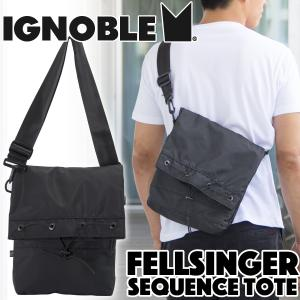 IGNOBLE イグノーブル Fellsinger Sequence Tote トートバッグ|2m50cm