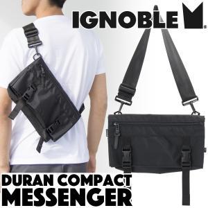 IGNOBLE イグノーブル Duran Compact Messenger メッセンジャーバッグ|2m50cm