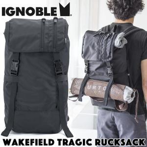 IGNOBLE イグノーブル Wakefield Tragic Rucksack バックパック|2m50cm