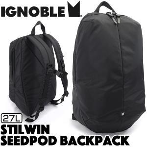 IGNOBLE イグノーブル Stilwin Seedpod Backpack バックパック|2m50cm