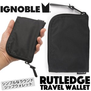 IGNOBLE イグノーブル Rutledge Travel Wallet 財布|2m50cm