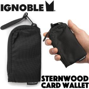 IGNOBLE イグノーブル Sternwood Card Wallet カードウォレット|2m50cm