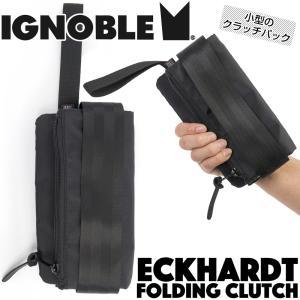 IGNOBLE イグノーブル Eckhardt Folding Clutch クラッチバッグ|2m50cm