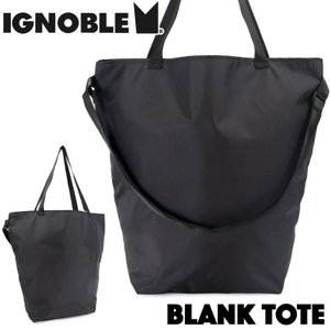 IGNOBLE イグノーブル Blank Tote ブランク トート|2m50cm