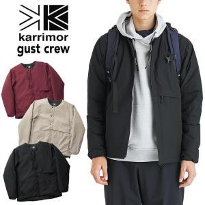 ジャケット karrimor カリマー gust crew ガスト クルー|2m50cm