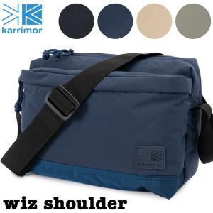 ショルダーバッグ karrimor カリマー wiz shoulder ウィズショルダー|2m50cm