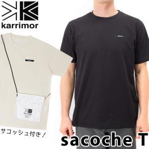 Tシャツ karrimor カリマー sacoche T サコッシュT|2m50cm
