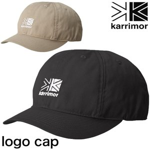 帽子 karrimor カリマー ロゴ キャップ logo cap|2m50cm