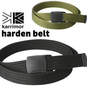 ベルト karrimor カリマー harden belt ハーデン ベルト|2m50cm