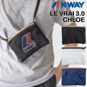 <ゆうパケット対応> レインジャケットと同じ生地で作ったバッグ!  K-WAY ケイウェイ LE V...
