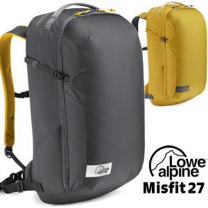 リュック Lowe Alpine ロウアルパイン Misfit 27 ミスフィット 27リットル 2m50cm