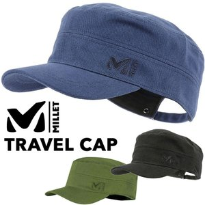 帽子 MILLET ミレー TRAVEL CAP トラベル キャップ|2m50cm