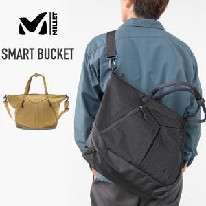 トートバッグ MILLET ミレー SMART BUCKET スマート バケット ショルダーバッグ|2m50cm