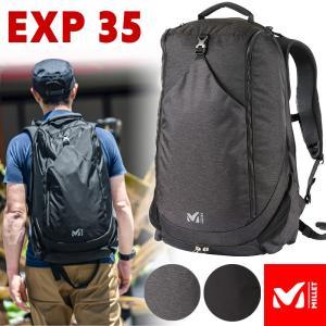 リュック MILLET ミレー EXP 35 MIS0694 バックパック 2m50cm