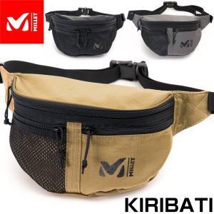 ウエストバッグ MILLET ミレー KIRIBATI キリバチ ボディバッグ 2m50cm