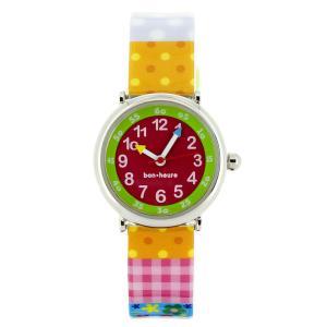 ベビーウォッチ 子供用 腕時計 コフレ ボ・ヌール バタフライ|2m50cm