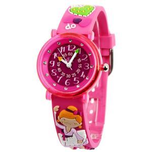 ベビーウォッチ 子供用 腕時計 ZAP クラシックバレエ|2m50cm