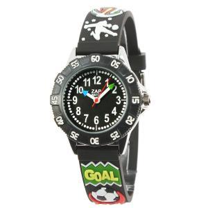ベビーウォッチ 子供用 腕時計 ZAP サッカー選手|2m50cm