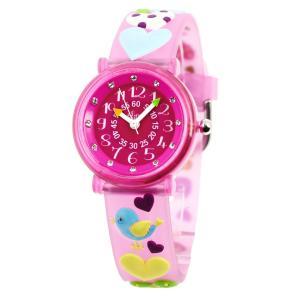 ベビーウォッチ 子供用 腕時計 ZAP ラブ|2m50cm