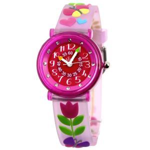 ベビーウォッチ 子供用 腕時計 ZAP チューリップ|2m50cm