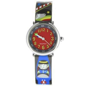 ベビーウォッチ 子供用 腕時計 コフレ ボ・ヌール カーレース|2m50cm