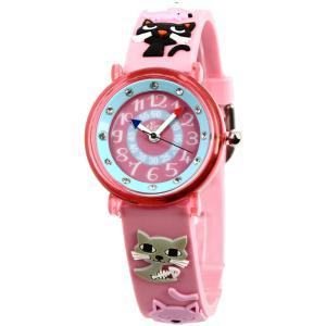 ベビーウォッチ 子供用 腕時計 ZAP ネコ|2m50cm