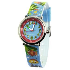 ベビーウォッチ 子供用 腕時計 コフレ ボ・ヌール アクア|2m50cm