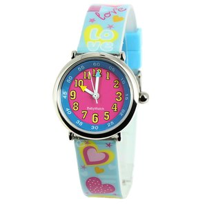 ベビーウォッチ 子供用 腕時計 コフレ ボ・ヌール LOVE|2m50cm