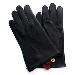 英国ハンドメイドのグローブ デンツ DENTS 正規取扱店 グローブ 5-1027-BLACK|2nd-selection