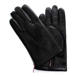 英国ハンドメイドのグローブ デンツ DENTS 正規取扱店 グローブ 5-1542-BLACK|2nd-selection