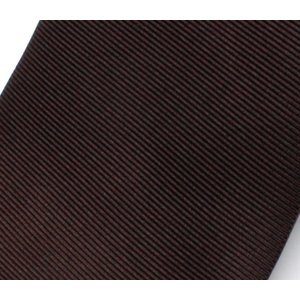 DRAKE'S『ドレイクス』英国製ネクタイ 正規取扱店 DRAKE'S-E5080R-06870-6-50ozブラウンソリッド三つ巻|2nd-selection|02