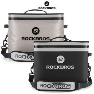 保冷バッグ ソフトクーラー クーラーボックス 高機能3層断熱 長時間保冷 18L 大容量  釣り BBQ キャンプ 旅行 アウトドア ROCKBROS ロックブロス 2ndcycle