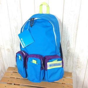 コロンビア COLUMBIA Barrett LS BP 20 バレット LS バックパック 20 デイパック  One ブルー系 2ndgear-outdoor