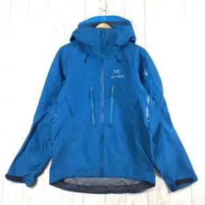 アークテリクス ARCTERYX アルファ SV ジャケット Alpha SV Jacket 3L ゴアテックス プロ 防水透湿 カナダ製 希少色 I|2ndgear-outdoor