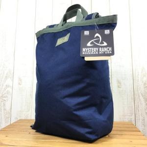 ミステリーランチ MYSTERY RANCH ブーティー バッグ BOOTY BAG 廃盤カラー ミッドナイト アメリカ製 デッドストック コーデュラ|2ndgear-outdoor