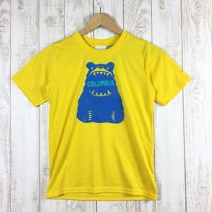 コロンビア COLUMBIA KIDs マクレナンコウブ ユース Tシャツ ジュニア  KID's M イエロー系 2ndgear-outdoor